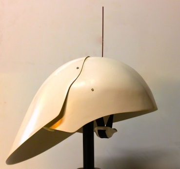 Rebell Flett Trooper Helm, weiß, weiß